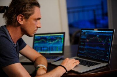 How hedge funds are embracing the new technology driven reality.